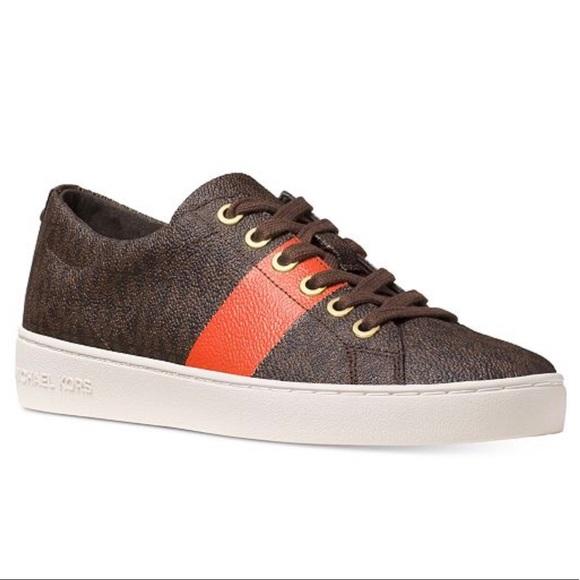 Michael Kors Keaton Laceup Sneakers